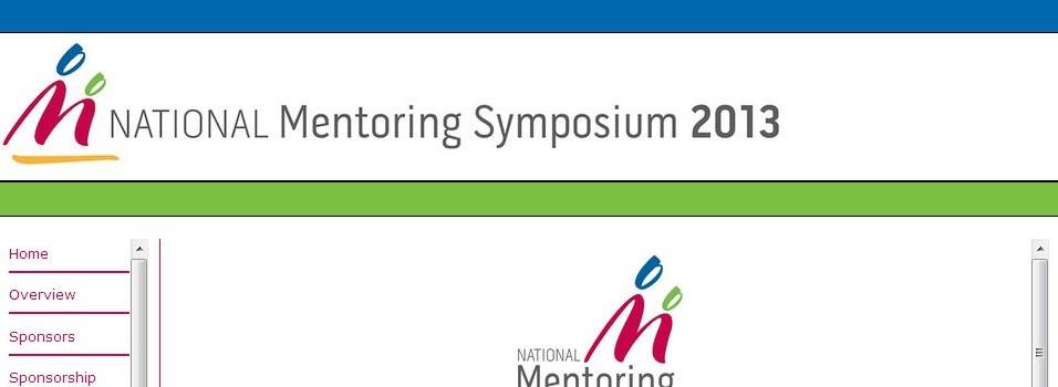 National Mentoring Symposium