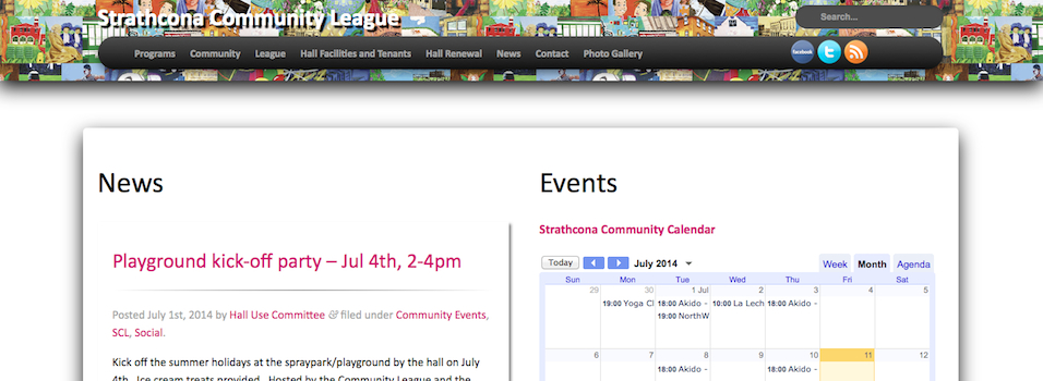 Strathcona Community League