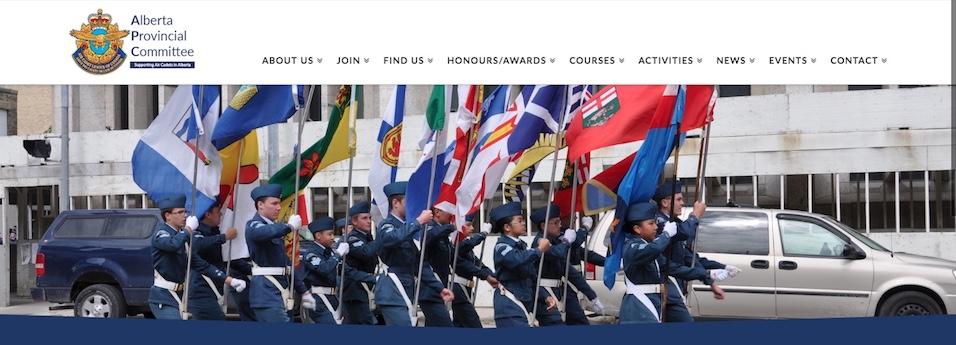 Alberta Provincial Committee - Air Cadets in Alberta